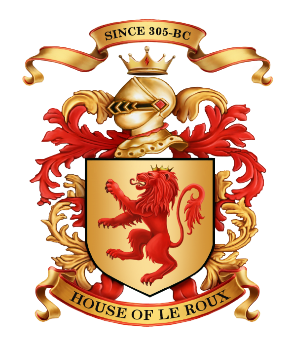 HOUSE OF LE ROUX 9